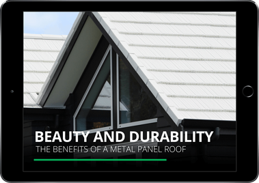 THE BENEFITS OF A METAL PANEL ROOF