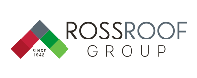 Ross roof logo