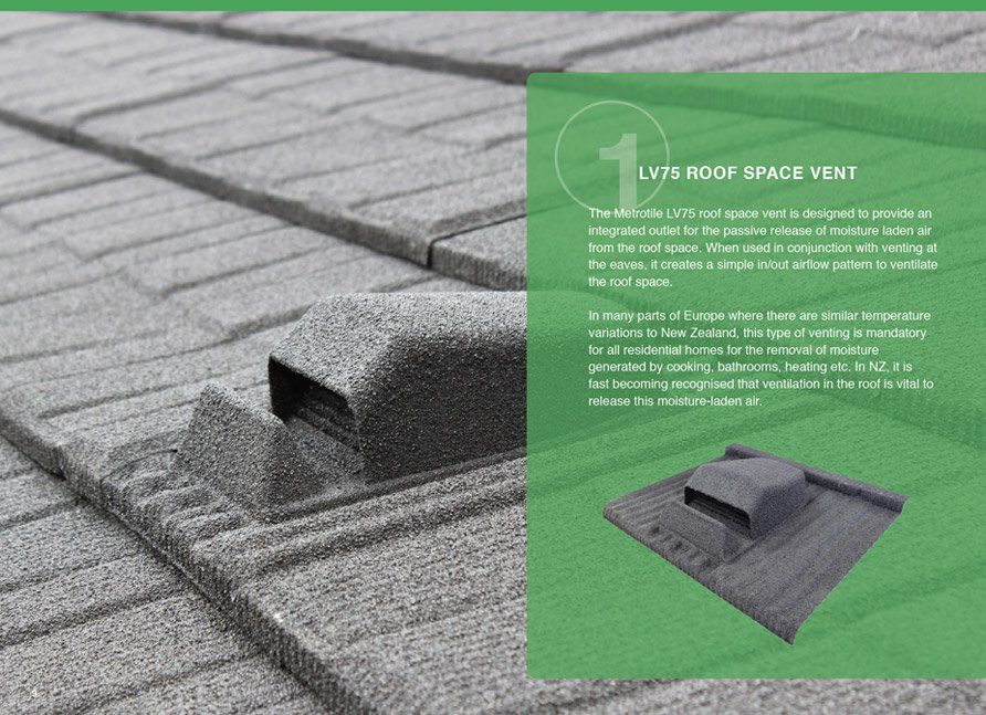 WHY METROTILE VENTILATION SOLUTIONS?